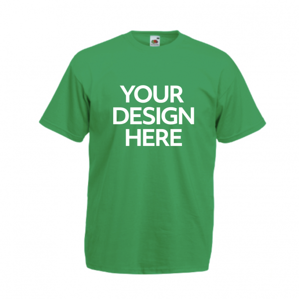 Fruit-Of-The-Loom-Valueweight-T-Shirt-Green