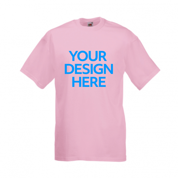 Fruit-Of-The-Loom-Valueweight-T-Shirt-Light-Pink
